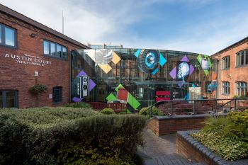 IET Birmingham: Austin Court installs inspiring exhibition on local engineering achievements