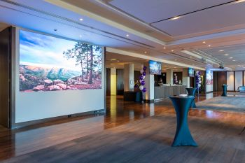 IET London: Savoy Place AV investment project